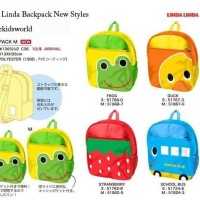 tas anak backpack linda linda import