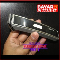 Trimmer Onyx OX-217 Alat cukur Rechargeable Mesin Cukur Rambut Charger be0af653f5