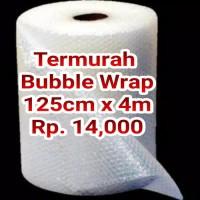 PROMO!!! Plastik Bubble Wrap 125 cm x 500 cm (5 Meter)