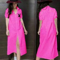 Maxi Dress Long dress Play boy Bordier fanta Tali.1056