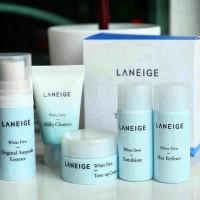 READY LANEIGE WHITE DEW TRIAL KIT (5 items)