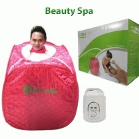 Portable steam sauna spa beauty kecantikan alami wanita as seen on tv