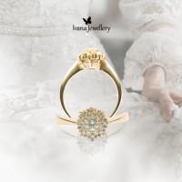 Cincin Berlian Fashion 05 - Ivana Jewellery