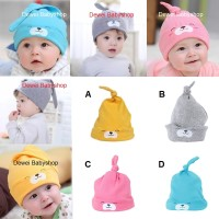Topi|Kupluk|Sleeping|2 In 1|Kado|Anak|Bayi|Baby|Batita|Bobo|Animal