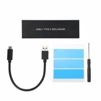 Enclosure Casing SSD M.2 NVMe USB 3.1 Type C Converter Adapter