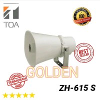 Harga speaker horn toa zh 615 s original | antitipu.com