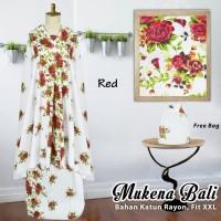 Mukena Majida/Mukena Katun Rayon Tebal+Tas/Mukena Jumbo/Mukena Bali