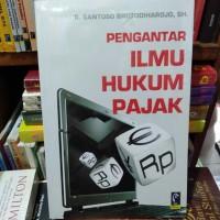 Jual buku pengantar ilmu hukum pajak Murah