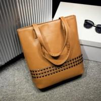 Tas Jinjing Kulit Leather Tote Bag Import Vintage Style TERLARIS