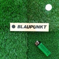 Harga blaupunkt sound system decal cutting sticker mobil | antitipu.com