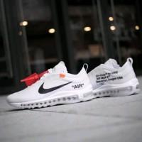 Jual Nike Air Max 97 Off White di Jakarta Utara Harga