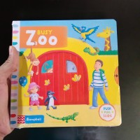 Campbell: Busy Zoo