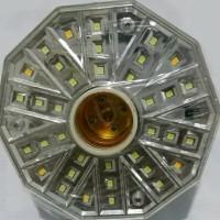 LAMPU EMERGENSI -LAMPU EMERGENCY REMOT- LAMPU EMERGENCY FITTING PLAFON