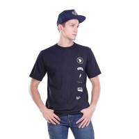 HRCN STAIR Men T-Shirt Kaos Distro Pria - H 0085