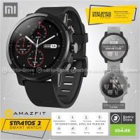 PAKET BUNDLE Smartwatch Xiaomi Amazfit Pace 2 Stratos International