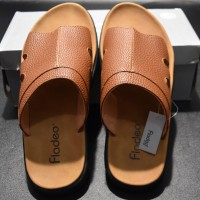 Sandal Pria FLADEO TAN AX47 ORIGINAL & REAL PICTURE