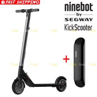 Ninebot KickScooter ES2 by Segway / Electric Scooter + Extra Battery