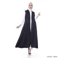 Baju Cardigan Wanita | Pixie Long Outer | Outer Dress Muslim