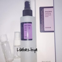 Share in Bottle COSRX AHA/BHA Clarifying Treatment Toner 10 ml