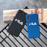 Softcase Matte FILA Oppo A5S Silikon Candy Soft Case Tipis Casing