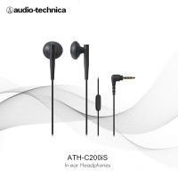 Special Price Audio-Technica ATH-C200iS In-ear Headphone
