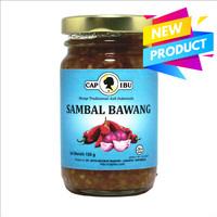 "SAMBAL BAWANG ""HOME STYLE"" CAP IBU"