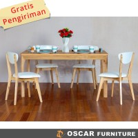 Oscar Furniture - Dining Set Rimindi 150, 120, 80, Disc 10%