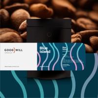 Kopi Arabica Espresso Blue Island 200gr - Goodwill Coffee (Biji/Bubuk)