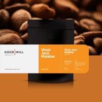 West Java Malabar Single Origin 200gr - Arabica Coffee Beans
