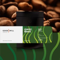 Kopi Espresso Blend GW02 200gr - Goodwill Coffee (Biji/Bubuk)