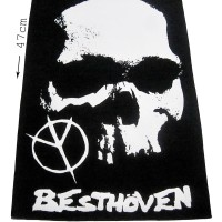 BACKPATCH D-BEAT CRUST BESTHOVEN