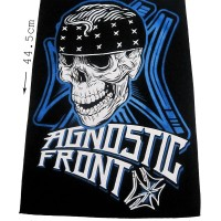HARDCORE BACKPATCH AGNOSTIC FRONT