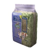 Alfalfa King Oat, Wheat & barley 4 lbs Real Pack Kemasan Asli