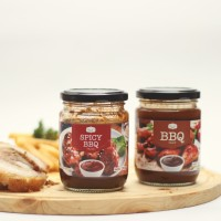 HOMEMADE Barbecuing & Dipping Sauces
