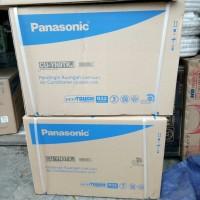 OUTDOOR AC PANASONIC 1PK CU-YN09TKJ FREON R32 BARU!!