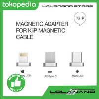 KiiP Magnetic Head Adapter for KiiP Magnetic Cable / Data / Charger