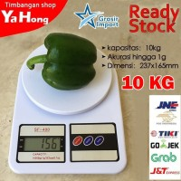 Timbangan dapur kue digital SF400 kitchen scale cookies