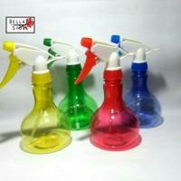 Botol Spray Bulat Warna 330 ml / Botol Salon