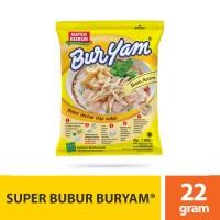 Super Bubur Buryam Rcg 10 Pcs @ 22 Gr