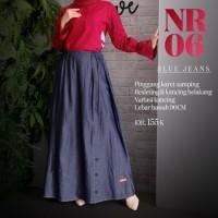 rok jeans nibras NR 06