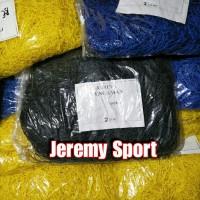 jaring pengaman voli/futsal