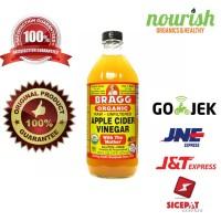 Bragg, Organic Apple Cider Vinegar with The 'Mother' 473 ml