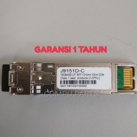 J9151D Compatible SFP+ 10GB-LR 1310nm/10km with 1 year warranty