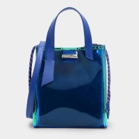 Harga tas charles and keith hologram top handle bag in | Pembandingharga.com