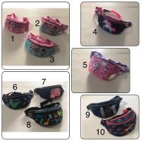 Waist Bag Bumbag Kids / Tas Pinggang Anak / Waist Bag Anak Cewe Cowo