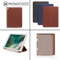 case ipad 9 7 MONOCOZZI Lucid Folio Case iPad 9 7 2018 and iPad 9 7
