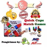 Mainan Anak Quick Cups Match Games Cup