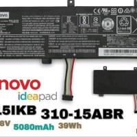 Baterai Laptop Lenovo IdeaPad 310 310-15ISK 310-15IAP 310-15 BYbtr888