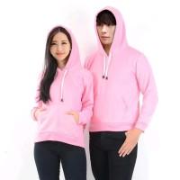 Produk Baru# Hoodie Jumper Baby Pink Size M-Xxl Pria & Wanita
