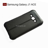 Case For Samsung Galaxy J1 ACE Autofocus LEATHER Ultimate Experience
